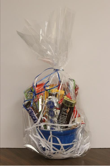 Picture of Candy Bar Bouquet