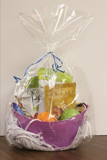 Picture of Healthy Snacker Gift Basket
