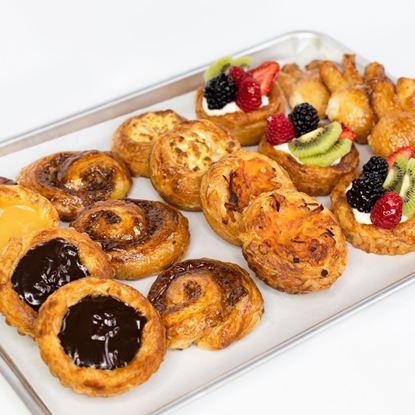 Half Dozen French Pastries
